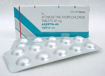 Atomoxetine Tablets Online