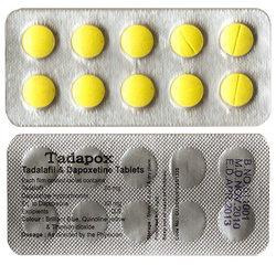 Cialis With Dapoxetine