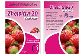 Generic Levitra Oral Jelly